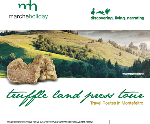 Marche Holiday Press Tour